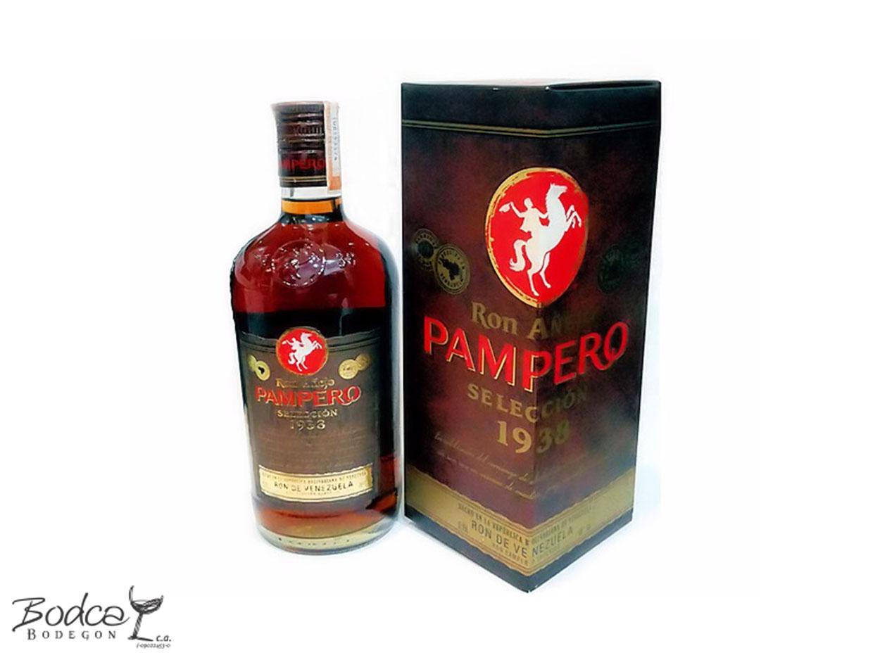 Ron Pampero Selección caja