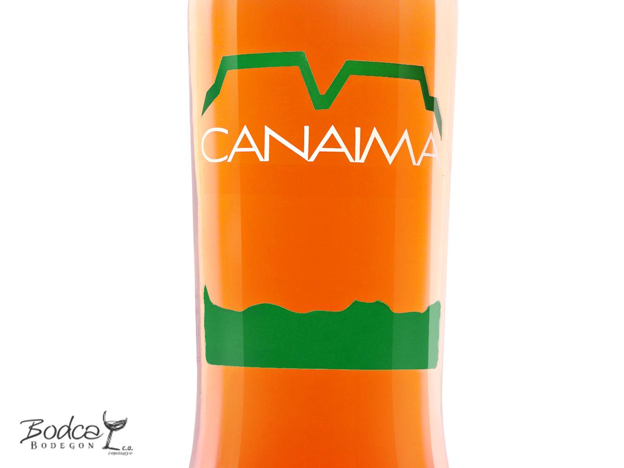 Ron Canaima Dorado botella