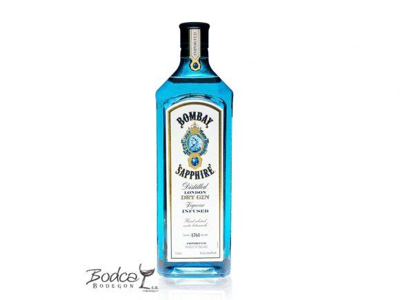 bombay sapphire london dry gin Ginebra Bombay Sapphire London Dry Gin Bombay Sapphire Gin  580x435