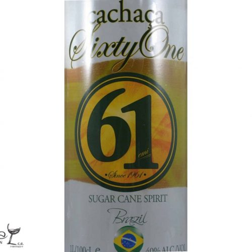 Products Shortcode Products Shortcode Cachaca SixtyOne etiqueta 500x500