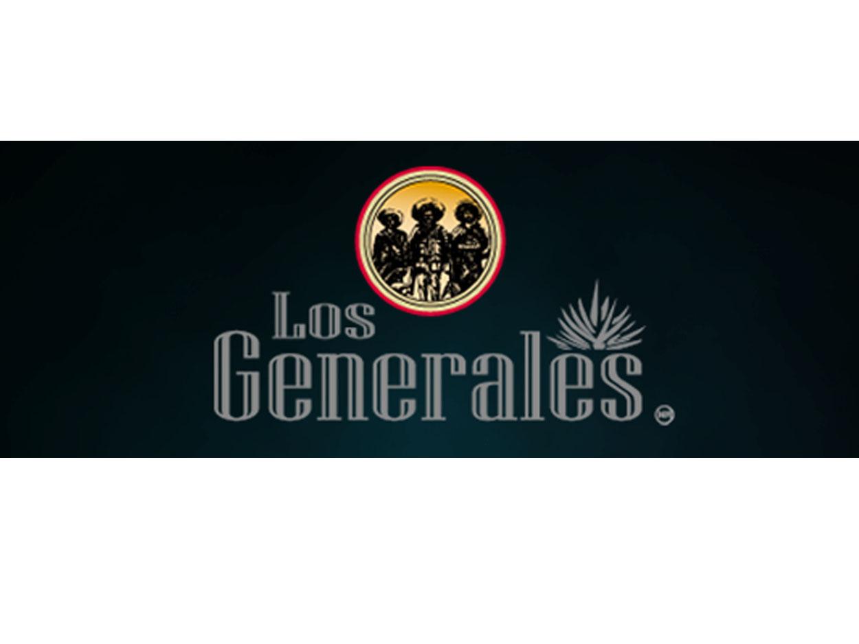 Los_Generales_logo D' Mendez Gold Tequila D' Mendez Gold Los Generales logo