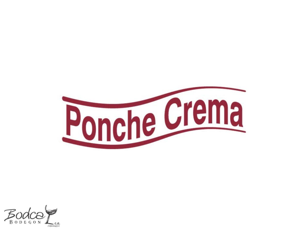 Logo Ponche Crema Eliodoro
