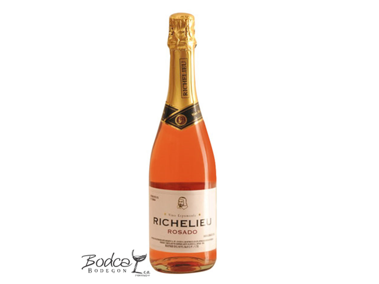Richelieu Rosado Richelieu Rosado Vino Espumoso Richelieu Rosado Richelieu Rosado