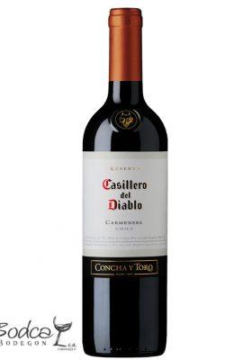Casillero_Diablo_Carmenere  Themina (El Vigía) Casillero Diablo Carmenere 280x400