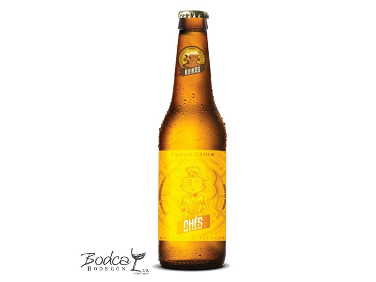 Cerveza Chés chés Cerveza Rubia Pale Ale Chés Cerveza Ch  s