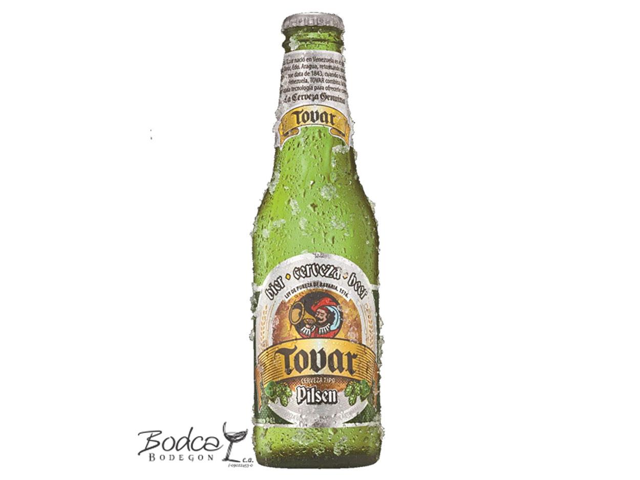 Cerveza Tovar Pilsen