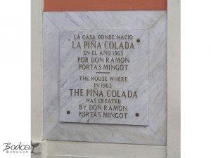 Pina_colada_placa Piña Colada Piña Colada Pina colada placa