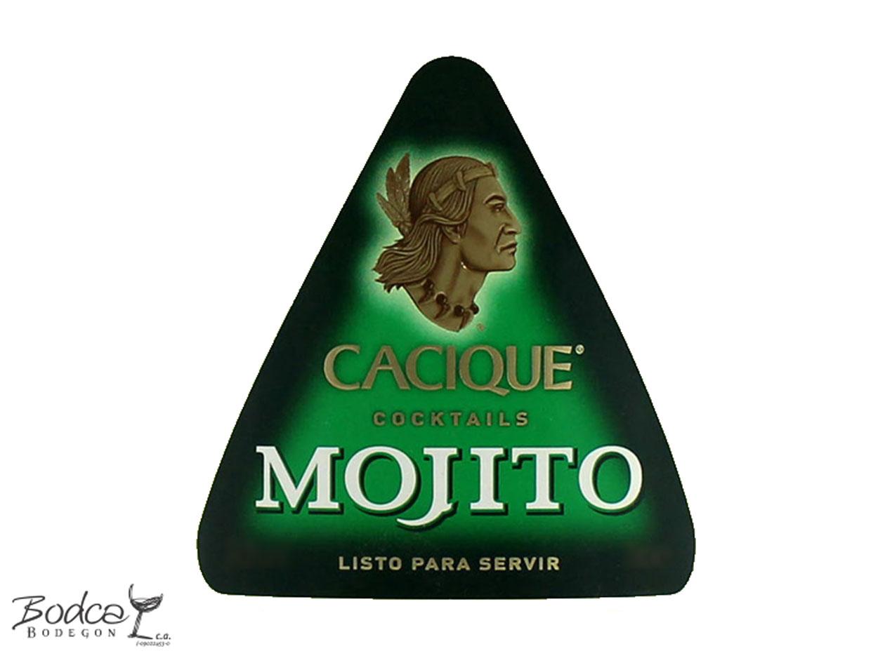 Cacique Mojito logo Cacique Mojito Cacique Mojito Cacique mojito logo