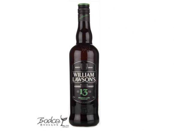 william lawson's 13 años Whisky William Lawson's 13 años William Lawsons 13a  os 580x435