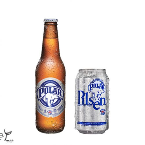 Themina (El Vigía) Cerveza Polar Pilsen 500x500