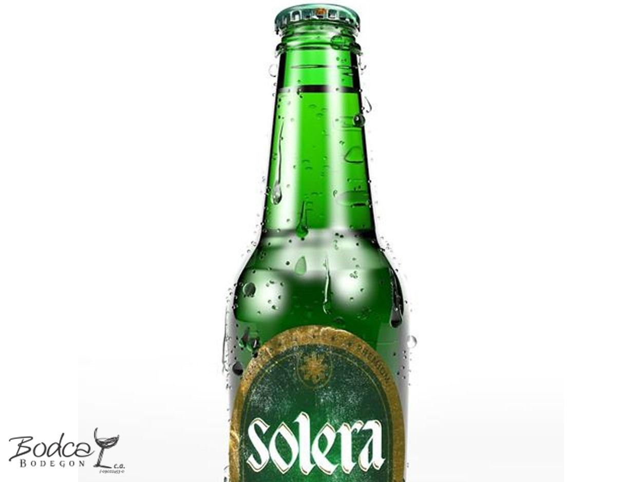 Cerveza Polar Solera