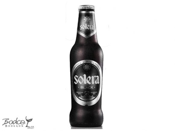 Solera Black Cerveza Solera Black Cerveza Polar Solera Black 580x435