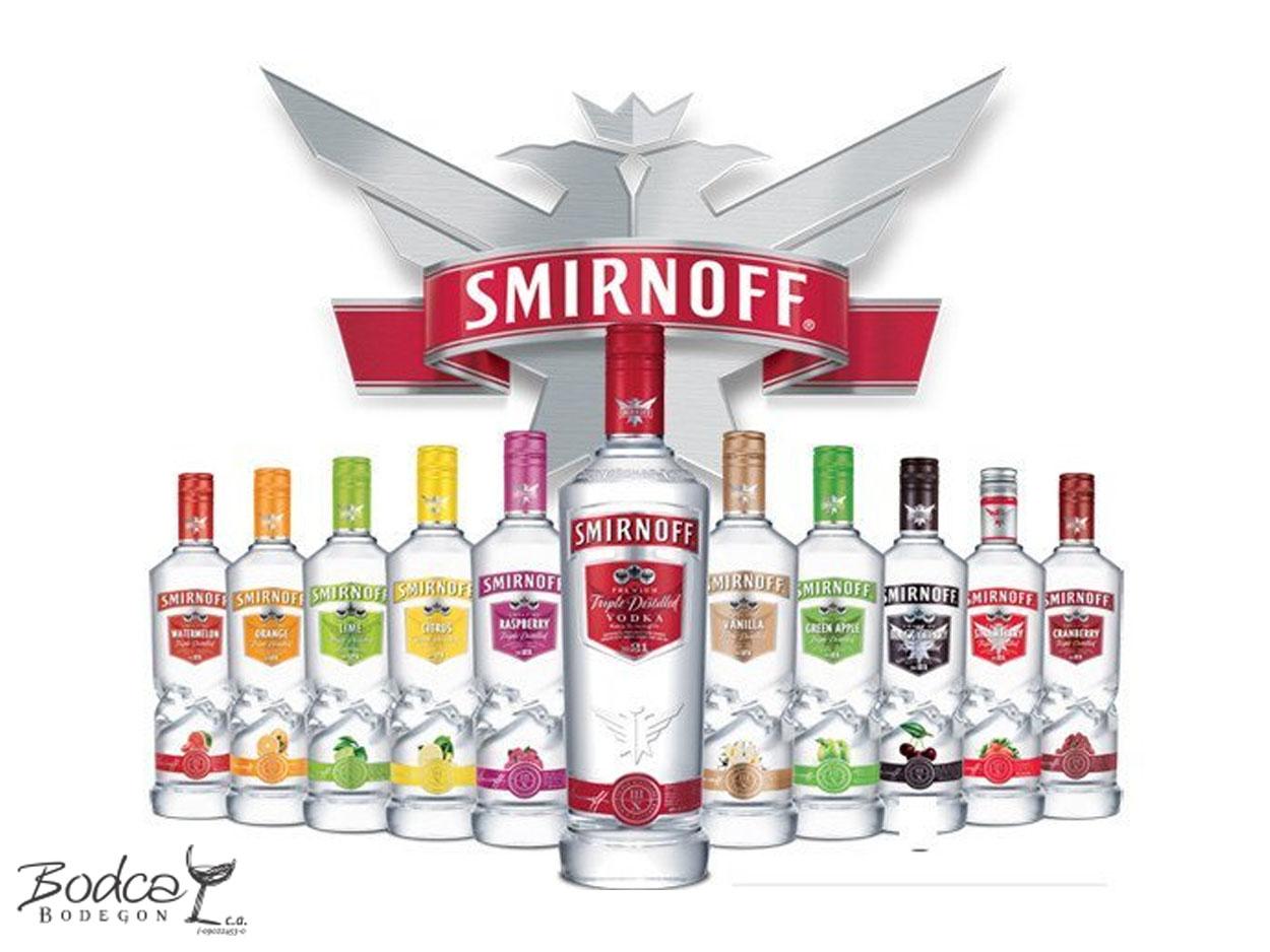 vodka smirnoff batido de durazno y platano batido de durazno en lata
