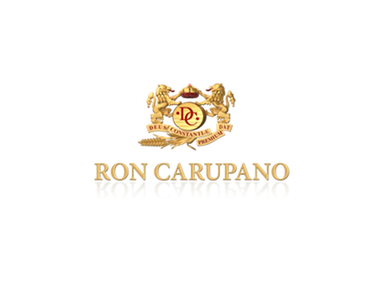 Ron Carúpano logo carúpano oro Ron Añejo Carúpano Oro Ron carupano logo