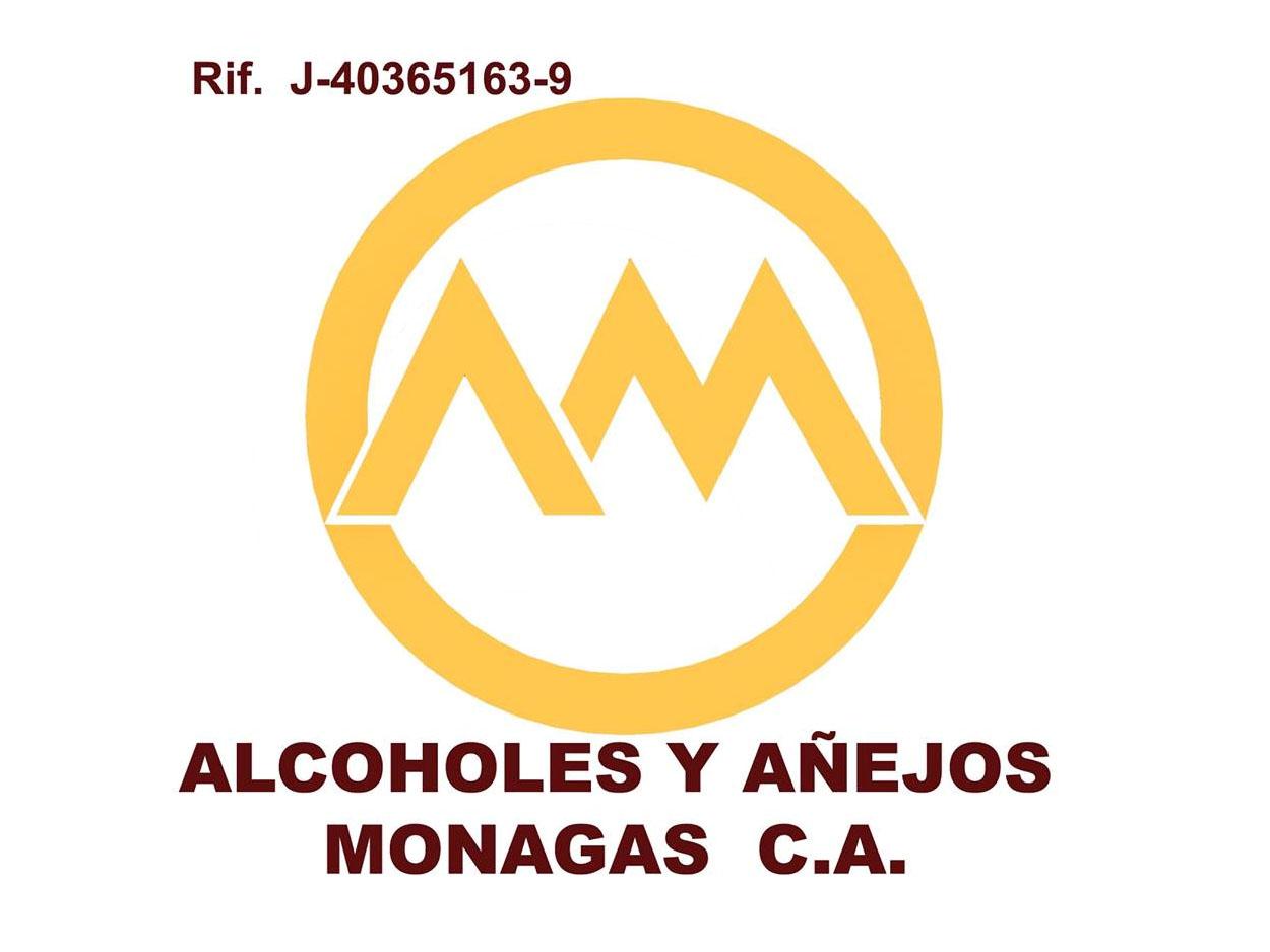 Alcoholes_Añejos_Monagas_logo highclass Licor de whisky HighClass Alcoholes A  ejos Monagas logo