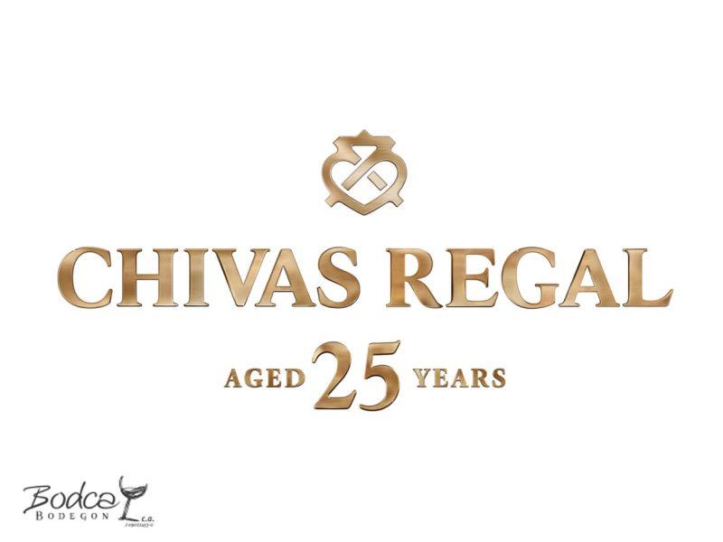Chivas Regal 25 años chivas regal 25 años Whisky Chivas Regal 25 años Chivas Regal 25 logo