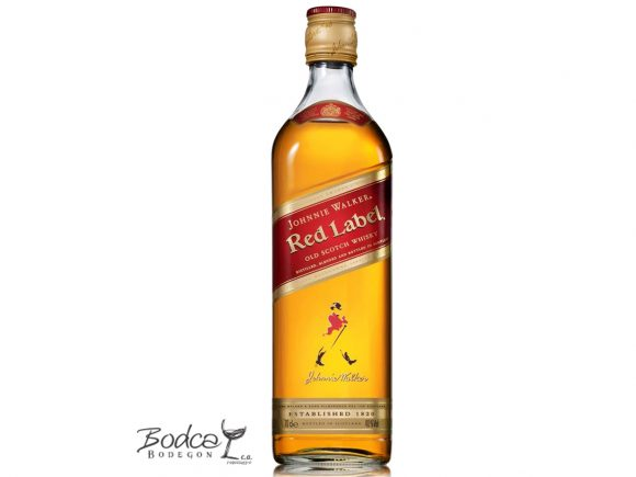 red label Whisky Johnnie Walker Red Label Red Label 580x435