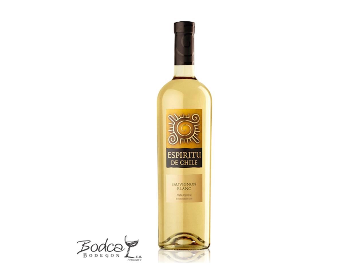 Espíritu de Chile Sauvignon Blanc Espíritu de Chile Sauvignon Blanc Espíritu de Chile Sauvignon Blanc Espiritu Chile SB