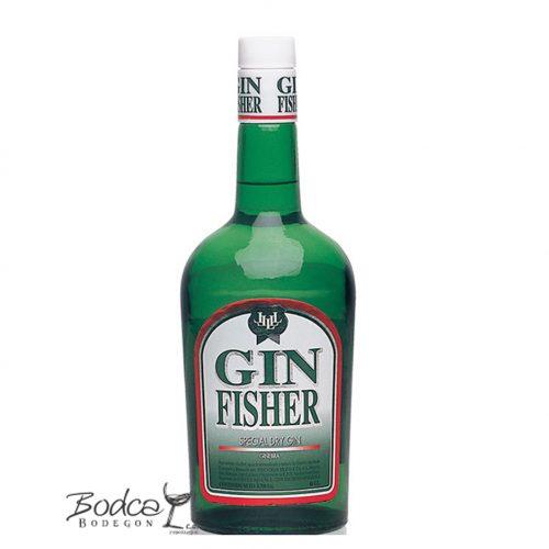 Gin Fisher