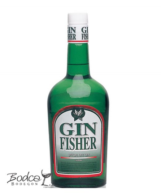 Gin Fisher
