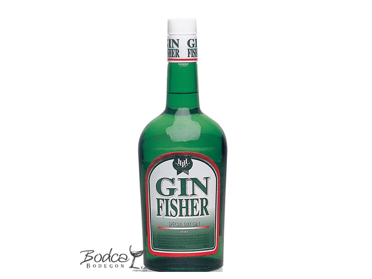 Gin Fisher gin fisher Ginebra Gin Fisher Gin Fisher