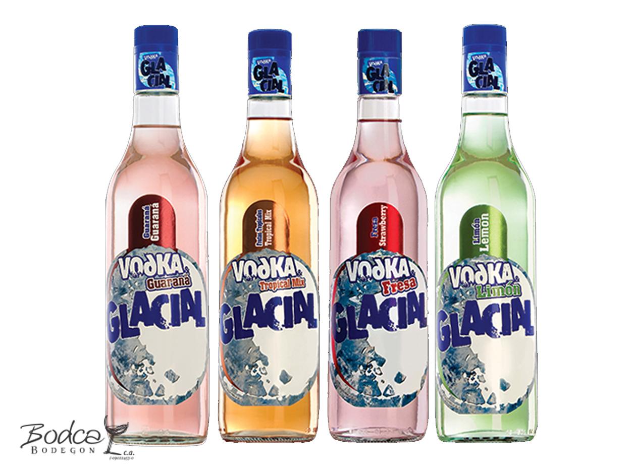 Glacial sabores glacial Vodka Glacial Glacial sabores