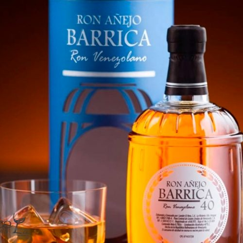 Barrica 40 botella