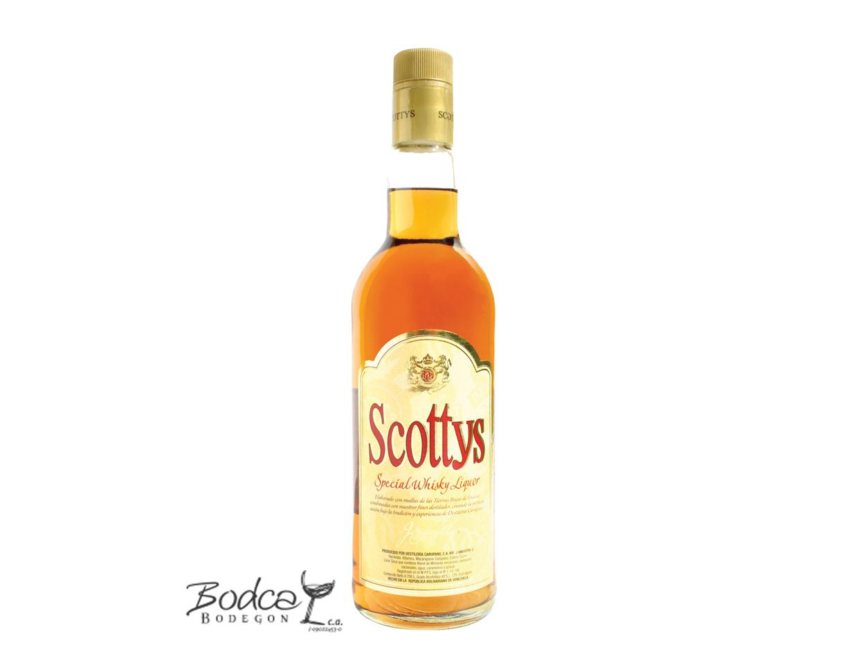 Licor de whisky Scotty's scotty's Licor de whisky Scotty's Scottys