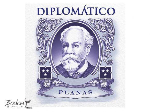 Diplomatico Planas logo