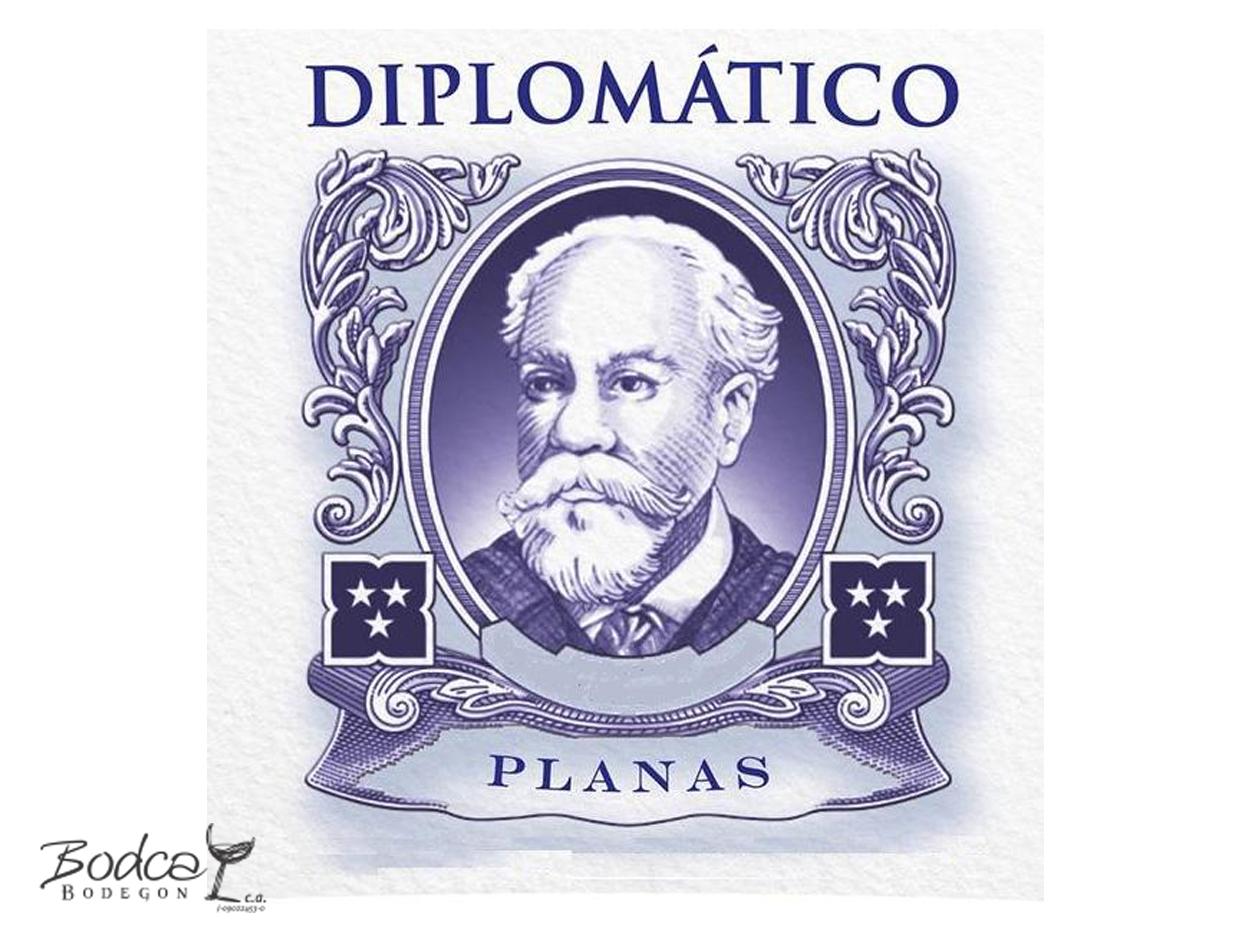 Diplomático Planas logo